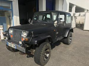 Jeep Wrangler 2.5 SPECIALE HARD TOP  Occasion