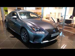 Lexus RC 300H F SPORT EXECUTIVE E6D-T  Occasion
