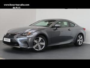 Lexus RC 300H LUXE  Occasion