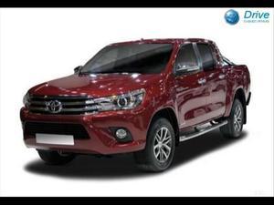 Toyota Hilux Double Cabine 4WD 2.4L 150 D-4D BVA