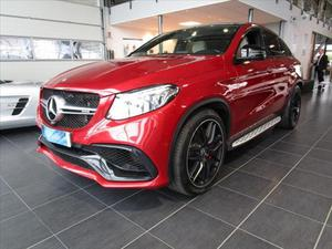 Mercedes-benz GLE COUPÉ 63 AMG S 585CH 4M 7GTRO SSHIFT+