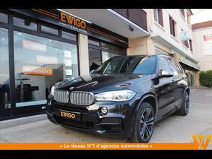 BMW X5 dA 381 ch Toit ouvrant  Occasion