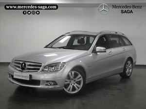 Mercedes-benz CLASSE C BREAK 220 CDI BE AVTGRDE BA