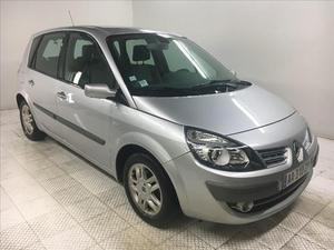 Renault Scenic ii 1.5 dCi 105 EXCEPTION  Occasion