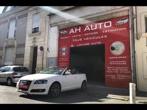 Audi A3 A3 Cabriolet 2.0 TDI 140 DPF Ambition Luxe
