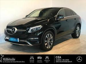 Mercedes-benz GLE COUPÉ 350 D 258CH EXECUTIVE 4M 9GTRO