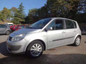 Renault SCENIC 2.0 DCI 150 EXCEPTION  Occasion