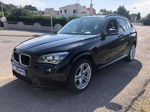 BMW X1 (E84) SDRIVE18DA 143 CH M SPORT  Occasion