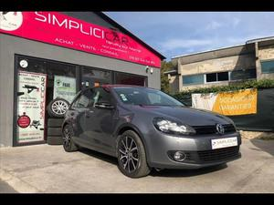 Volkswagen Golf VI Golf Golf 1.6 TDI 105 BlueMotion