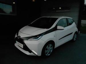 Toyota AYGO 1.0 VVT-I 69 X-CITE 4 XSHFT 5P  Occasion