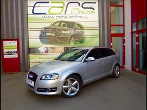 Audi A3 Sportback 2.0 TDI 170 S LINE kms  Occasion