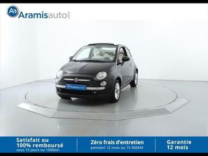 FIAT 500C 1.2 8V 69 ch AUTO  Occasion
