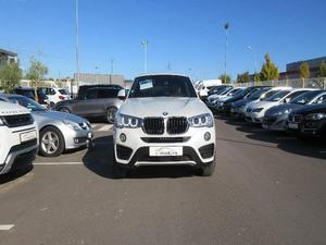 BMW X4 X4 Lounge Plus Xdrive20d 190 Automatique + Camera
