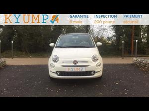 Fiat 500 Lounge 0.9 Twinair 69 ch  Occasion