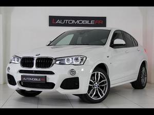BMW X4 (F26) XDRIVE20D CV M SPORT BVA Occasion
