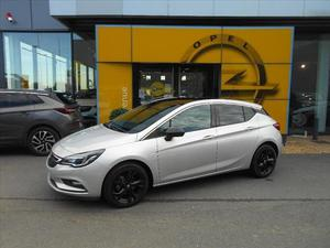 Opel ASTRA 1.4 T 125 BLACK EDITION E6D-T  Occasion