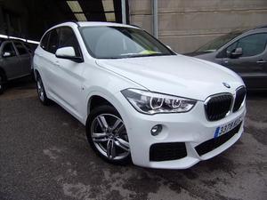 BMW X1 (F48) X-DRIVE 2LD 190 CV M-SPORT GPS CUIR+SURPIQURES