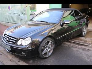 Mercedes-benz CLK cabriolet 320 CDI AVANTGARDE 7GTRO