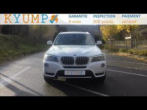 BMW X3 xDrive35d 313ch Luxe Steptronic A  Occasion