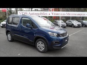 Peugeot Rifter BLUEHDI 130CH S&S STANDARD ALLURE + GPS + CAM