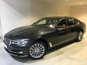 BMW 730 d xDrive 265ch Berline Finition Exclusive