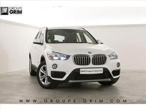 BMW X1 F48 SDRIVE 18D 150 CH BVA8 Lounge  Occasion