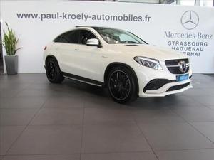 Mercedes-benz GLE COUPÉ 63 AMG 557CH 4M 7GTRO SSHIFT+