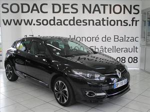 Renault Megane M&eacute=gane III TCE 130 Energy eco2 Bose