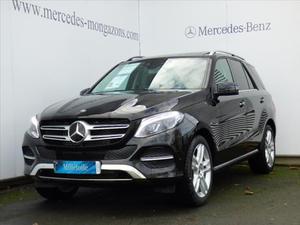 Mercedes-benz GLE 350 D 258CH FASCINATION 4M 9GTR E6C
