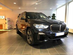 BMW X5 M50d 400 ch  Occasion
