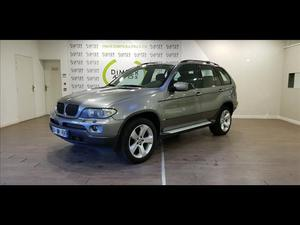 BMW Xch pack luxe 3.0DA 218CH PACK LUXE