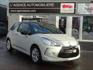 Citroen Ds3 Blue HDi 100 ch So Chic  Occasion