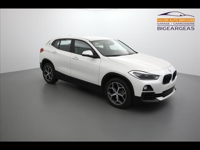 BMW X2 F39 sDrive 18d 150 ch BVA8 Lounge Plus  Occasion