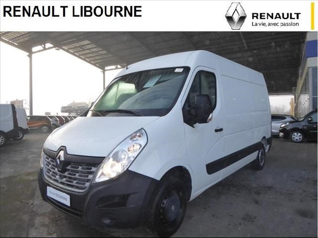 Renault Master fourgon MASTER FGN L2H2 3.3t 2.3 dCi 125