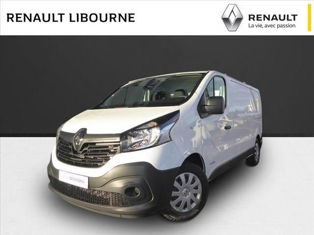 Renault Trafic fourgon TRAFIC FGN L2H KG DCI 145