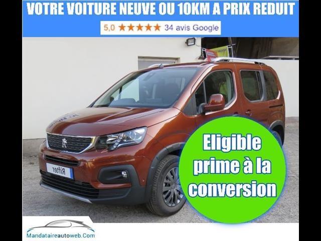 Peugeot Rifter BLUEHDI 130CH S&S STANDARD ALLURE