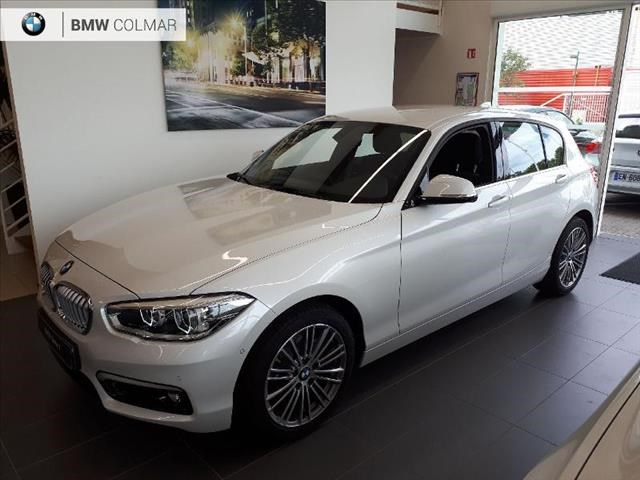 BMW 116 dA ch UrbanChic 5p Euro6c  Occasion