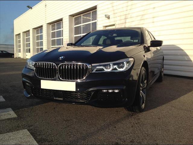 BMW 730 dA xDrive 265ch M Sport Euro6c  Occasion
