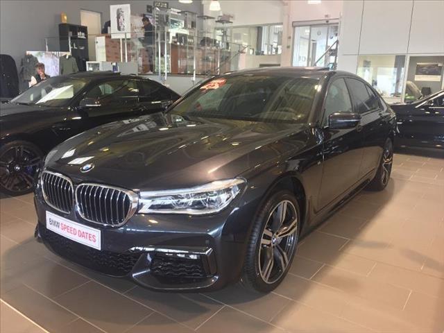 BMW 730 dA xDrive 265ch M Sport  Occasion