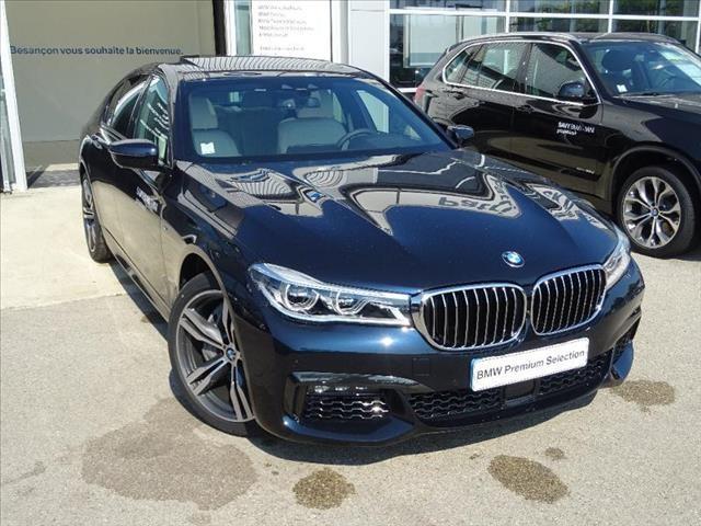 BMW 750 dA xDrive 400ch M Sport  Occasion