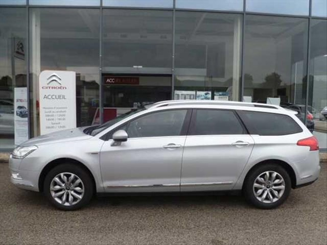 CITROEN C5 C5 Tourer HDi 160 Exclusive A  Occasion