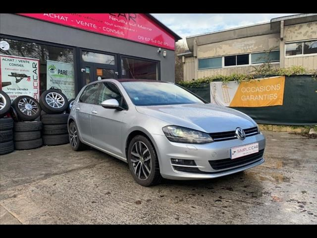 Volkswagen Golf Golf 1.6 TDI 110 BlueMotion Technology FAP