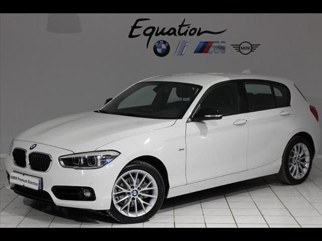 BMW 118 dA 150ch Sport 5p Euro6c  Occasion