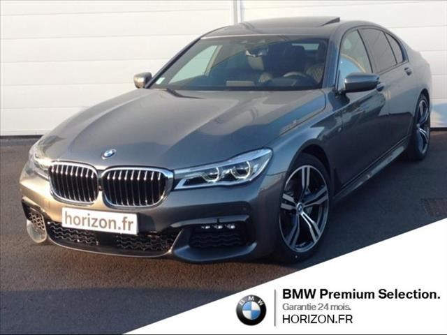 BMW 730 xDrive 265ch Berline Finition exclusive
