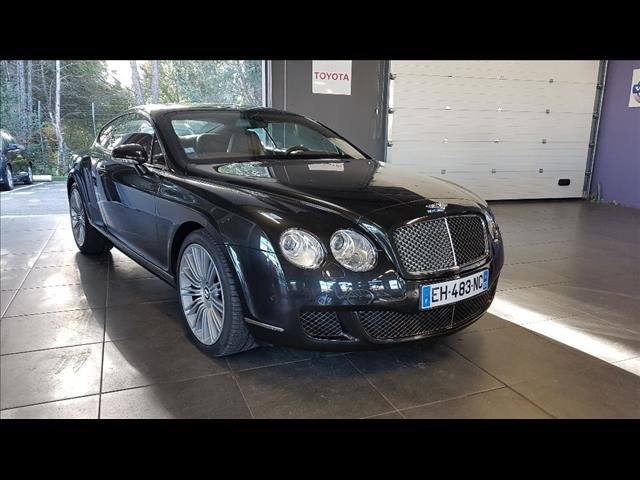Bentley Continental gt GT COUPE 6.0 W12 BI-TURBO 610 GT
