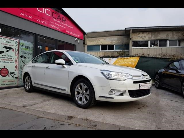 Citroen C5 C5 HDi 160 FAP Exclusive A  Occasion