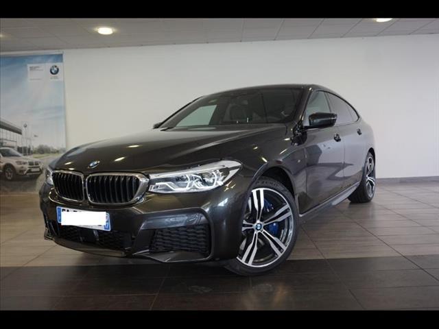 BMW SÉRIE 6 GRAN TURISMO 630D XDRIVE 265 LOUNGE