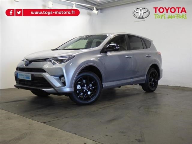 Toyota Rav4 HYBRID 2WD COLLECTION SHOWROOM  Occasion