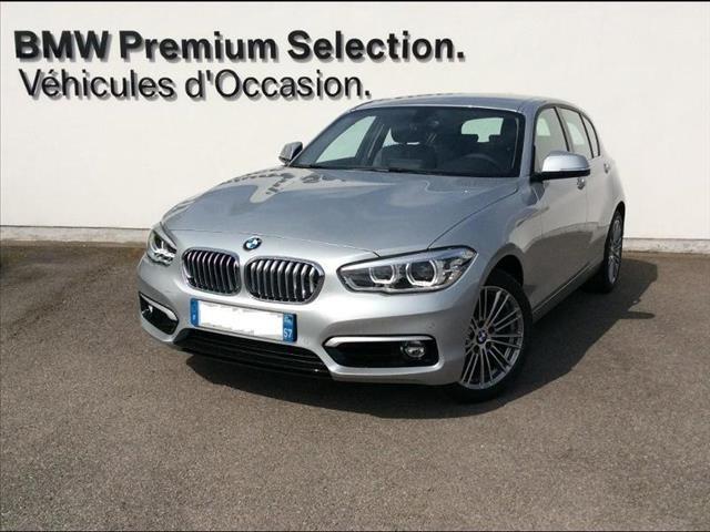 BMW 118 dA 150ch UrbanChic 5p  Occasion