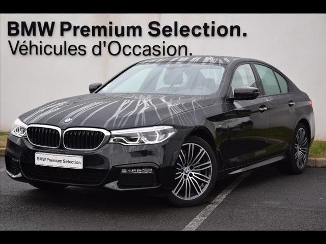 BMW 520 DA XDRIVE 190 CH M SPORT STEPTRONIC EURO6C